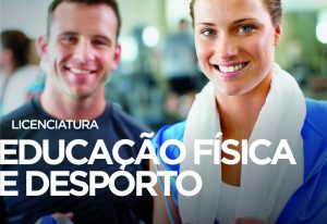 Licenciatura de Educação Física e Desporto do Instituto Piaget