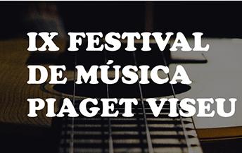 IX Festival de Música Piaget Viseu
