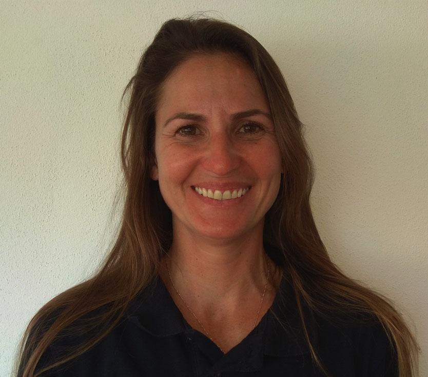 Professora Beatriz Minghelli, Coordenadora da Licenciatura de Fisioterapia