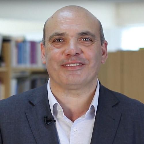 Professor José Manuel Couto - Instituto Piaget