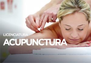 Licenciatura em Acupunctura / Acupuntura