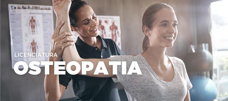 Licenciatura de Osteopatia acreditada pelo período máximo
