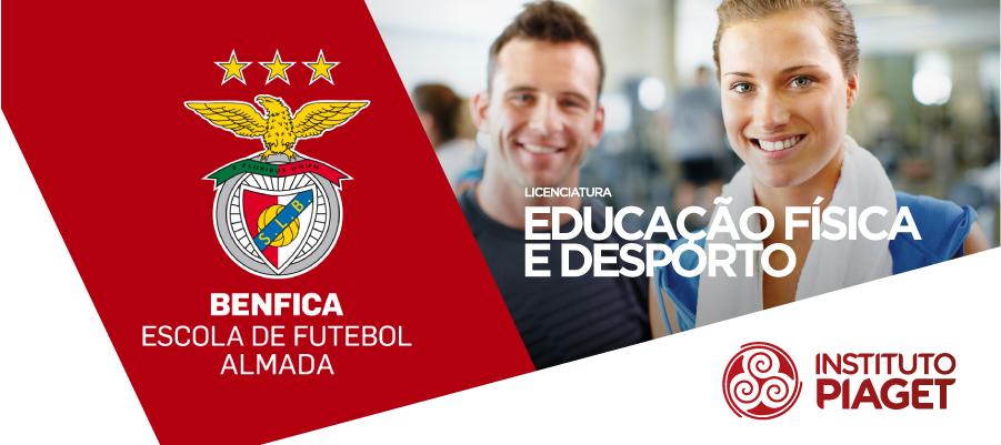 Protocolo com Benfica reforça licenciatura em Educação Física e Desporto