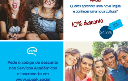 Speak abre cursos de línguas e culturas