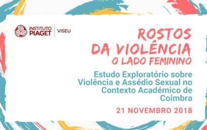 Rostos da Violência – O Lado Feminino