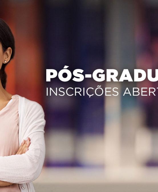 Pós-Graduações de Saúde, Psicologia e Educação abrem candidaturas