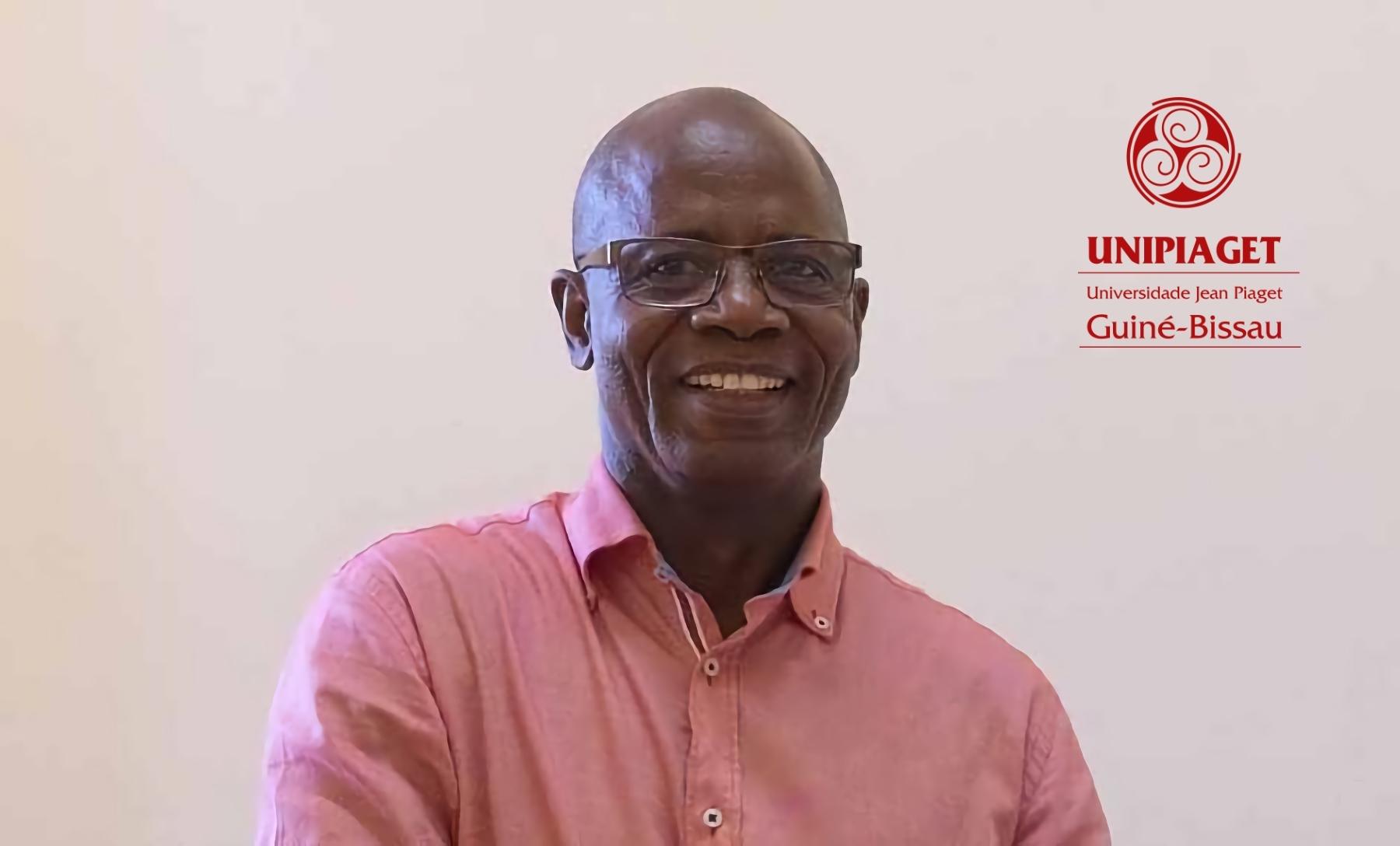 Reitor da UniPiaget da Guiné-Bissau nomeado Alto Comissário para o Covid-19
