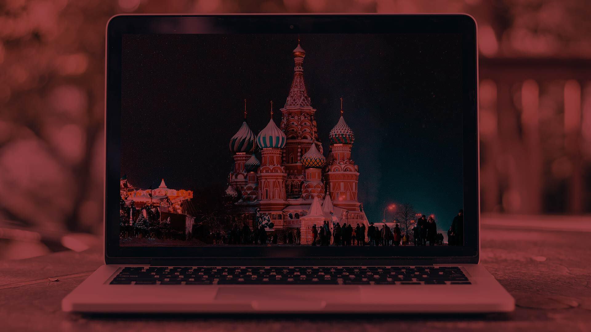 Cursos de língua russa online