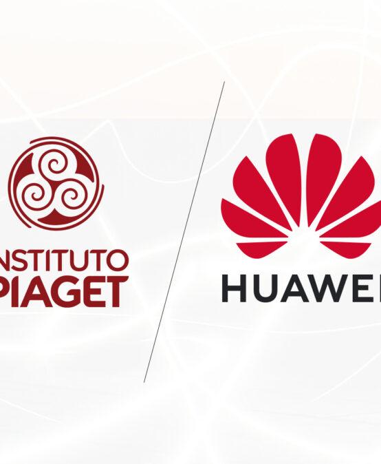 Piaget e Huawei formalizam parceria para formar alunos