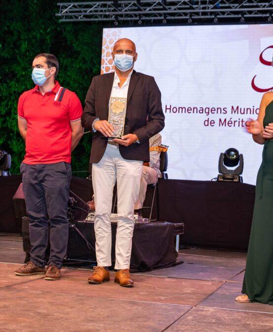 Piaget de Silves homenageado pelo Município