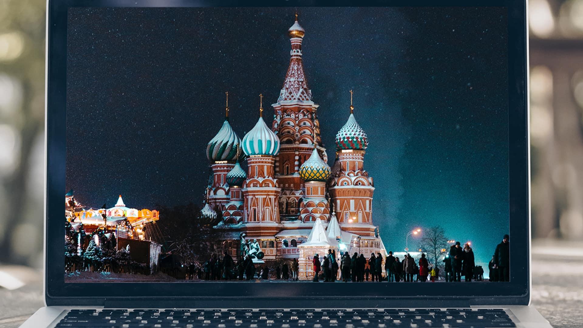 Curso de língua russa para iniciados