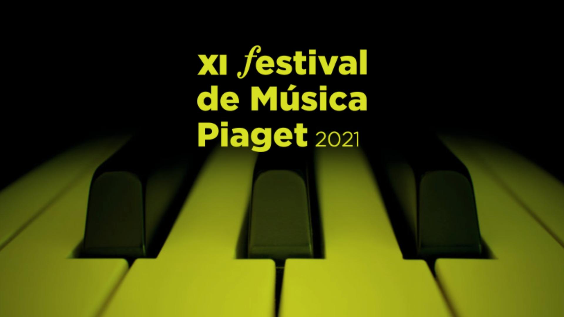 XI Festival de Música Piaget 2021/SINFOMAS´21