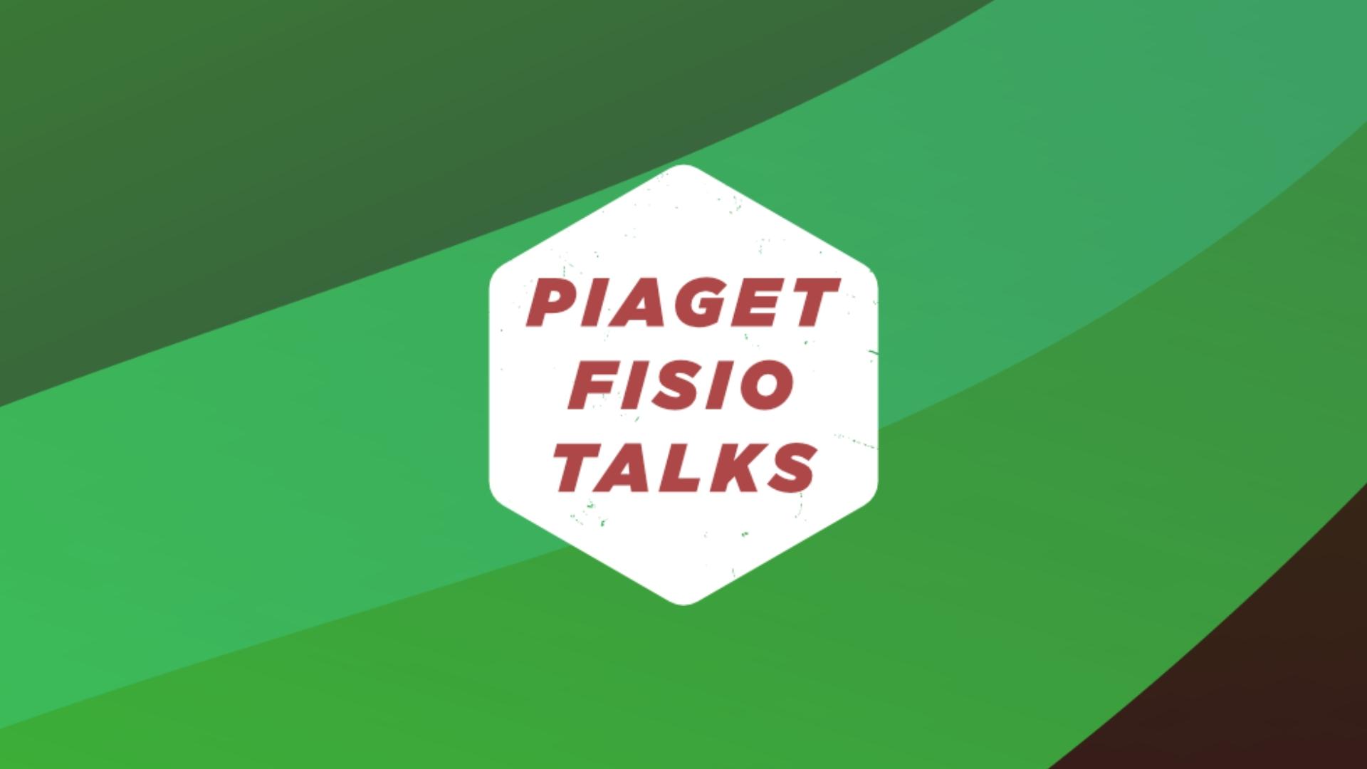 Piaget Fisio Talks debatem peso elevado na infância