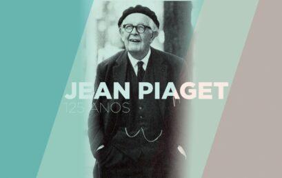 Evocando os 125 anos do nascimento de Jean Piaget
