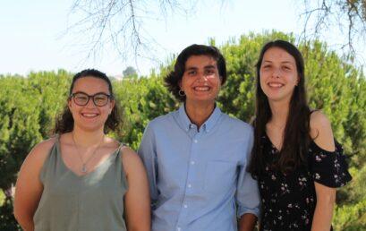 Três estudantes do Piaget vão investigar com bolsas da FCT